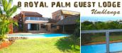 8 ROYAL PALM B&B